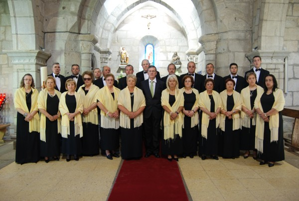 Coral Cantigas do Castro (2009)